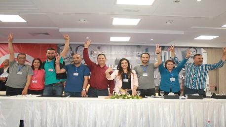 المكتب التنفيذي الجديد للنقابة الوطنية للصحافيين التونسيين