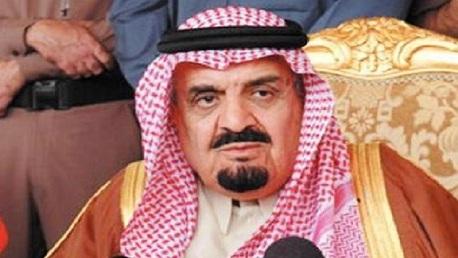 وفاة الأمير مشعل بن عبد العزيز