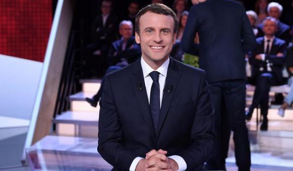 لمحة عن رئيس فرنسا الجديد «إيمانويل ماكرون»