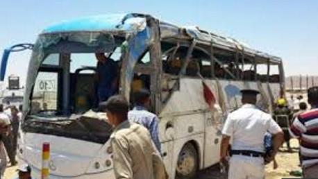 تونس تُدين بشدة استهداف حافلة تقلُّ مصريين أقباط
