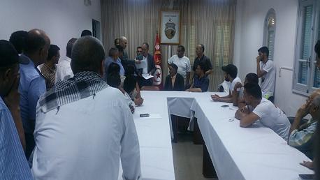 القرارات المُضمّنة بمحضر الاتفاق المُمضى مع معتصمي الكامور