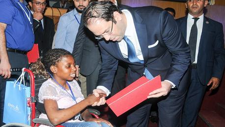 إحداث هيكل لدى رئاسة الحكومة لفائدة الأشخاص ذوي الإعاقة