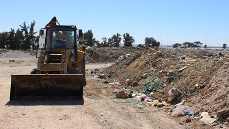 انطلاق البرنامج الاستثنائي للنظافة والعناية بالبيئة