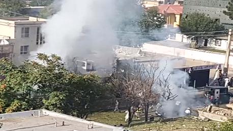 كابول: 35 قتيلًا على الأقل وعشرات الجرحى في انفجار سيارة مفخخة