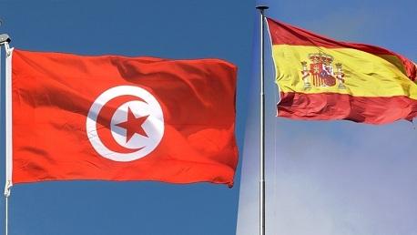 تونس اسبانيا