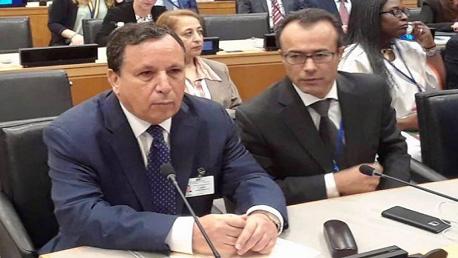 تونس تدعم خارطة الطريق المقدمة من الأمم المتحدة للتسوية في ليبيا