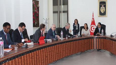 خبراء من البنك العالمي في تونس للاطلاع على تقدم الإصلاحات التي تم إقرارها