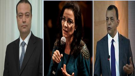 سناء غنيمة و لطفي السايبي و سهيل نابلي