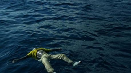 جيش البحر ينتشل جثة تطفو على سطح الماء قرب جزيرة زمبرة