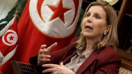 وزيرة السياحة سلمى اللومي الرقيق