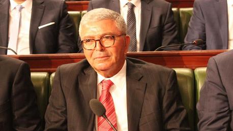 وزير الدفاع الوطني عبد الكريم الزبيدي