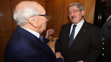 خلال لقائه الوزير الأوّل الجزائري: السبسي يدعو لمزيد التنسيق لمجابهة الإرهاب