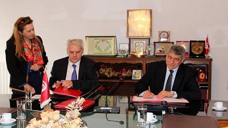 توقيع بروتوكول تفاهم بين وزارة العدل والمنظمة الدولية لقانون التنمية  IDLO