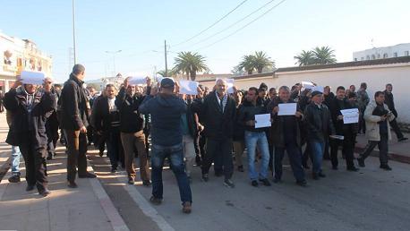 اضراب عام في سجنان