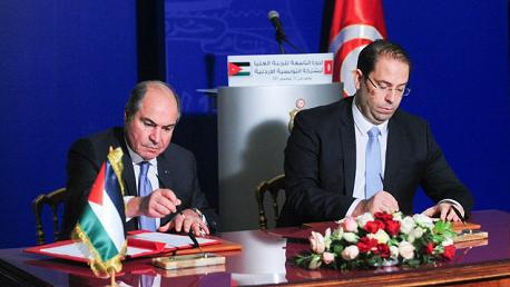 اجتماع اللجنة العليا المشتركة التونسية الأردنية في دورتها التاسعة تـُتوّج بإمضاء 11 اتفاقية تعاون مشترك في عدد من المجالات