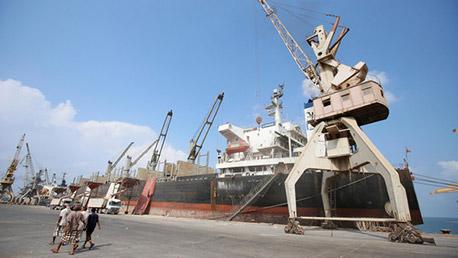 ميناء--الحديدة