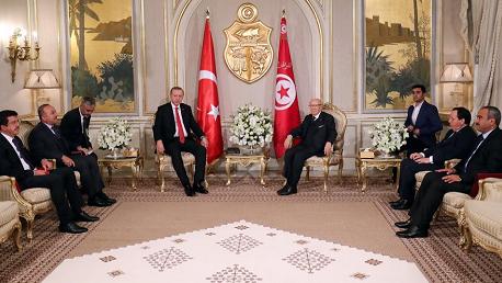 أردوغان السبسي