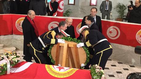 إحياء الذكرى 65 لاغتيال الزعيم فرحات حشاد