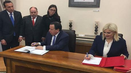 تونس تُوقع مع صربيا اتفاق تعاون في مجال النقل الجوي