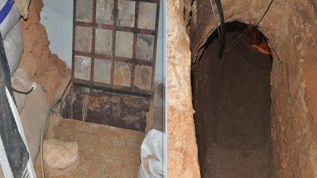 دوار هيشر: القبض على شخص يُنقّب عن الآثار داخل منزله