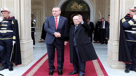 السبسي أردوغان