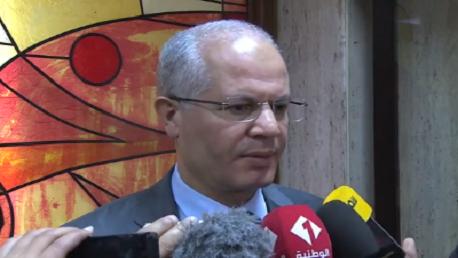 وزير الصحة عماد الحمامي
