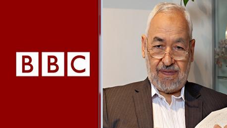 """""""بي بي سي"""" تعتذر لراشد الغنوشي"""