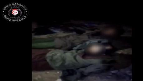 القصرين / القبض على عنصرين إرهابيين قياديين وحجز أسلحة وذخيرة بعد نصب كمين لهما