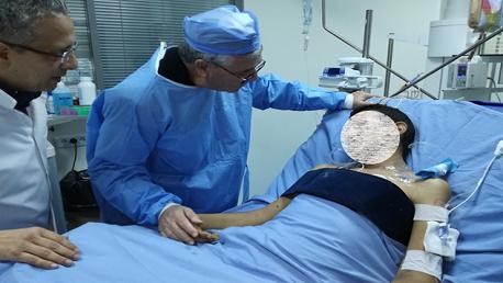 وزير الدفاع الوطني يزور المستشفى العسكري الأصلي للتعليم بتونس