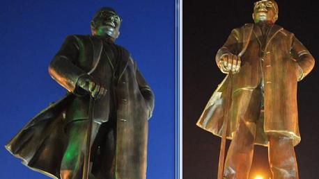 صفاقس: تركيز تمثال للمناضل الهادي شاكر