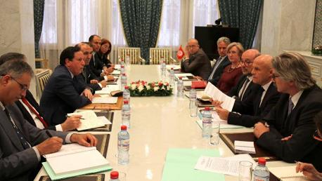 سفراء الدول الأوروبية: نسعى لمراجعة تصنيف تونس ضمن الدول غير المتعاونة جبائيا