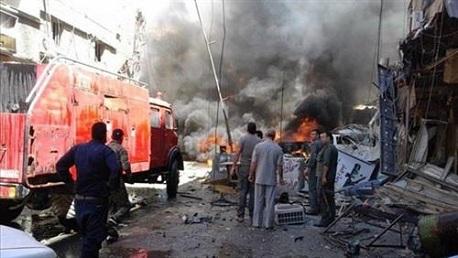 حوالي 100 قتيل في انفجار سيارة إسعاف مفخخة وسط كابول