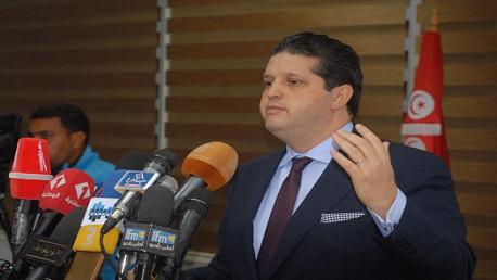 وزير التجارة عمر الباهي