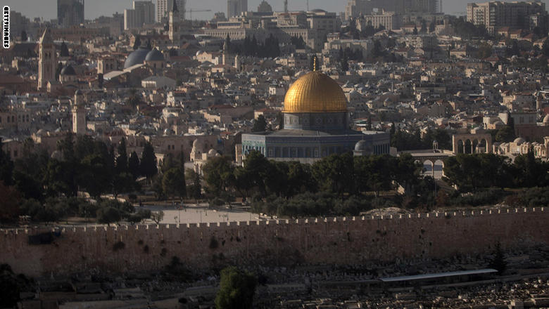 Jerusalem Divisions Intensify After Trumps Embassy Announcement