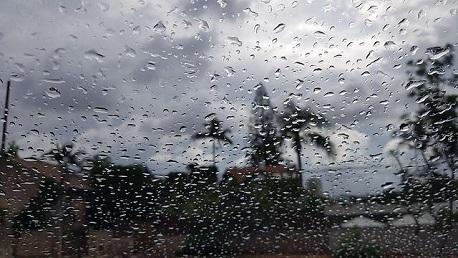 طقس أمطار