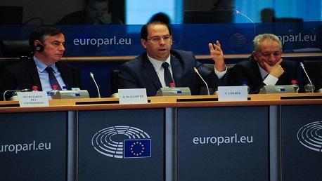 """رئيس الحكومة: """"تونس ماضية قدما في تحقيق انتقالها الإقتصادي والإجتماعي"""""""