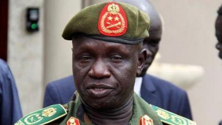 قائد جيش جنوب السودان