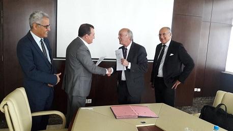 توقيع اتفاقية تعاون بين منظمة الأعراف والوكالة الجامعية الفرنكوفونية