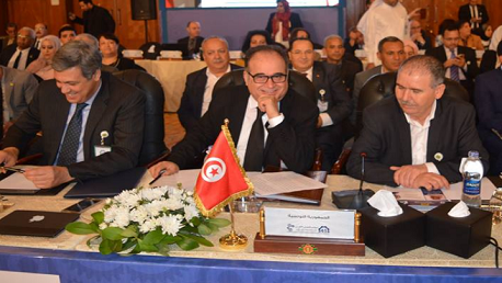 انتخاب ممثل الاتحاد التونسي للصناعة والتجارة والصناعات التقليدية كعضو بمجلس إدارة منظمة العمل العربية