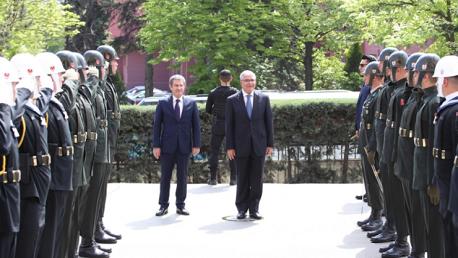 اتفاق تونسي- تركي لبعث لجنة رفيعة المستوى تبحث فرص التصنيع العسكري