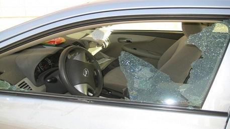 تكسير سيارة