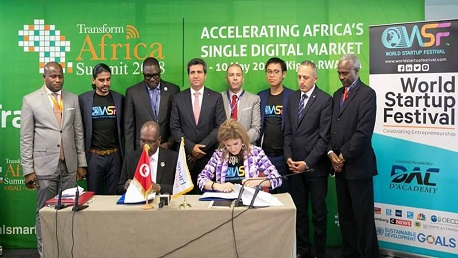 بينها إحداث مركز للتكنولوجيا الرقمية وصندوق استثمار بتونس: مخرجات قمة TransformAfrica