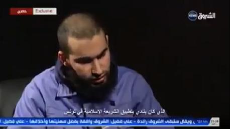 """برنامج  وثائقي يحمل اسم """"إرهابي تحت الطلب"""" على قناة الشروق الجزائرية"""