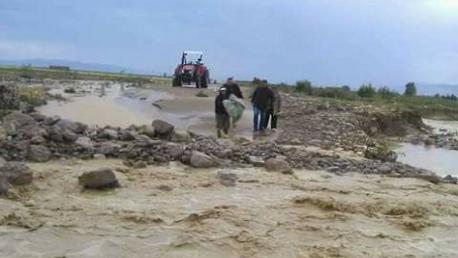 الروحية- سليانة: وفاة طفل بعد أن جرفته مياه الأمطار