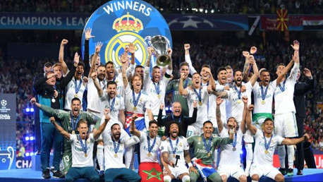 للمرة الثالثة على التوالي: ريال مدريد يخطف لقب دوري أبطال أوروبا