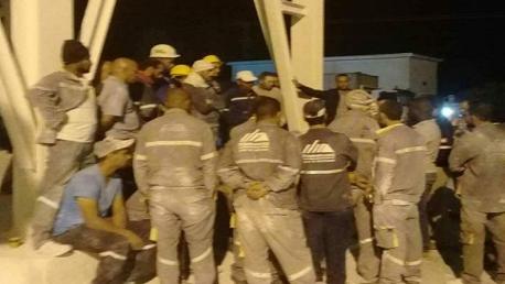 انطلاق اضراب عام في معمل الجبس تطاوين