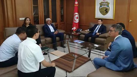 باستثمارات تناهز 30 مليون دينار: شركة صينية ذات صيت عالمي تعبر عن رغبتها الاستثمار في تونس