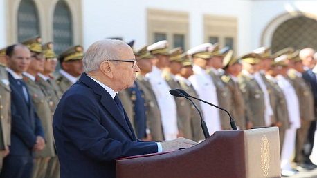 رئيس الجمهورية يُعلن عن عدد من الإجراءات لتطوير القدرات العملياتية للجيش