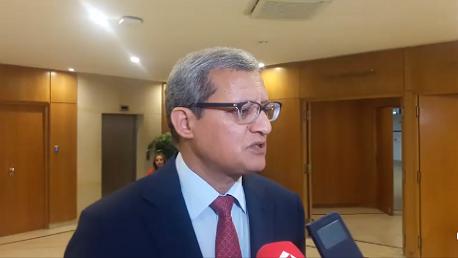 وزير الطاقة والمناجم والطاقات المتجددة خالد قدور ا
