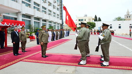 """من هو رئيس أركان جيش البر أمير اللواء """"محمد الغول"""" ؟"""